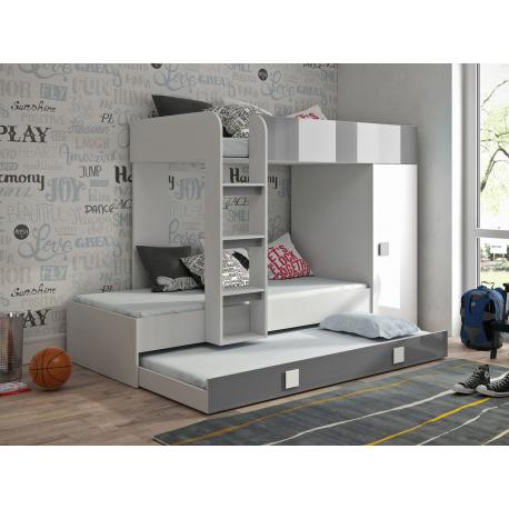 Patrová postel Tomson 2