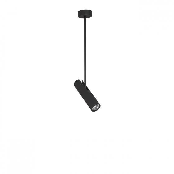 Stropní lampa Eye Black Super A 6502