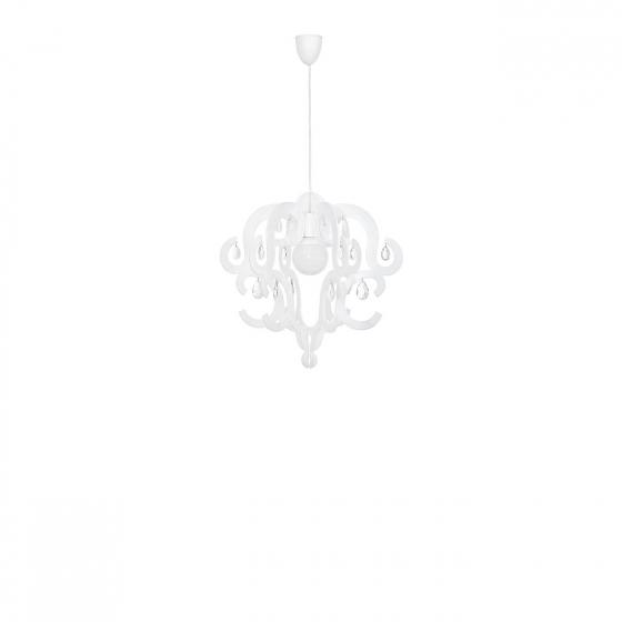 Závěsná lampa Katerina White I 5208