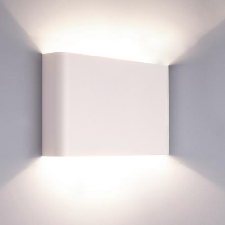 Nástěnné svítidlo Haga White 9708