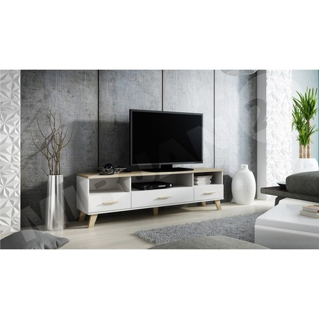 TV stolek Sanna 180 3S3K