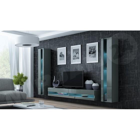 Obývací stěna Zigo New III