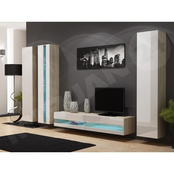 Obývací stěna Zigo New VII
