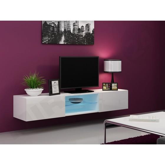 TV stolek Zigo Glass 180