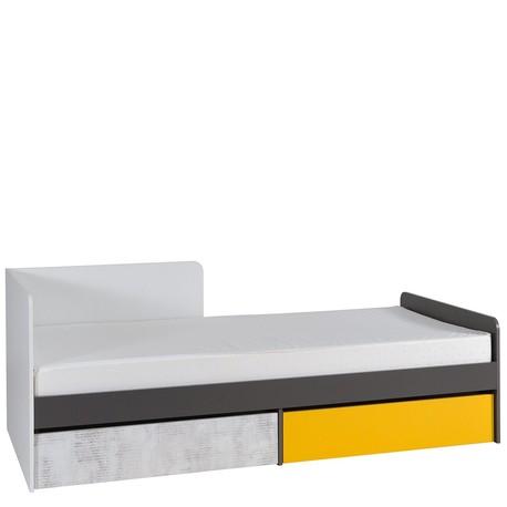 Postel s matrací Runo RU07