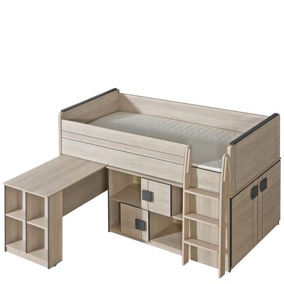 Dětská multifunkční postel Zumino Z19
