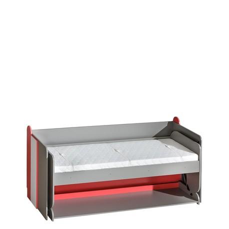 Dětská postel s psacím stolem Gutro G14