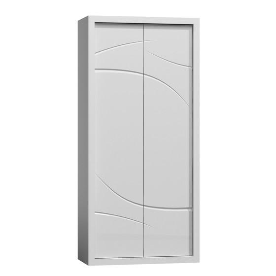 Dvoudveřová šatní skříň Naris N1