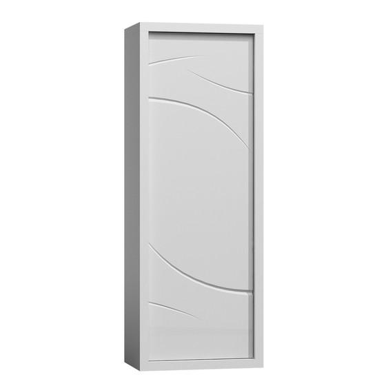 Jednodveřová šatní skříň Naris N2