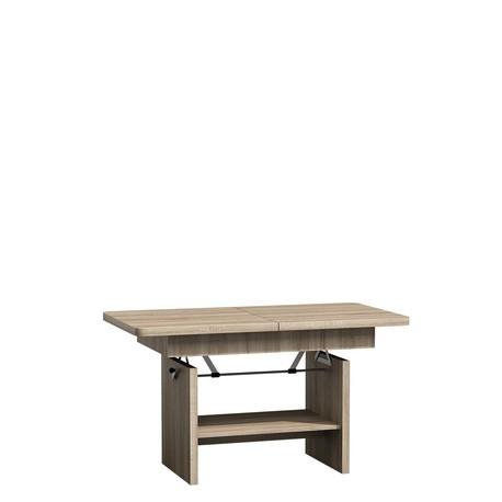 Rozkládací a zvedací konferenční stolek Kenez