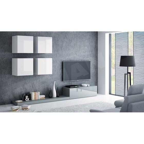 Obývací stěna Pixso II