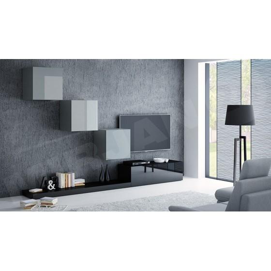 Obývací stěna Pixso VI