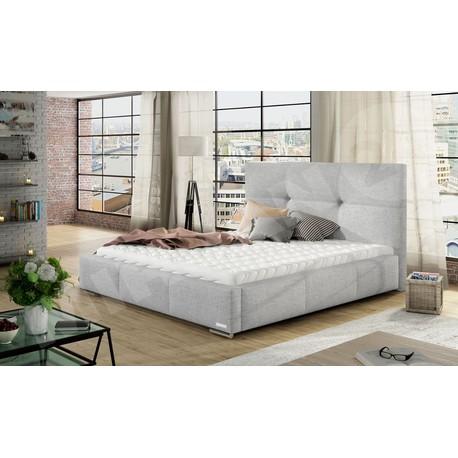 Postel Trevi s matrací a úložným prostorem