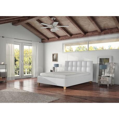 Postel Morin s matrací a úložným prostorem
