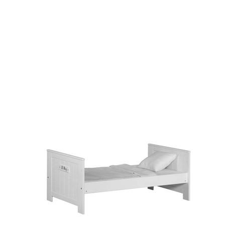 Postýlka pro miminka Marsylia LD - Blanco 140x70 MR02