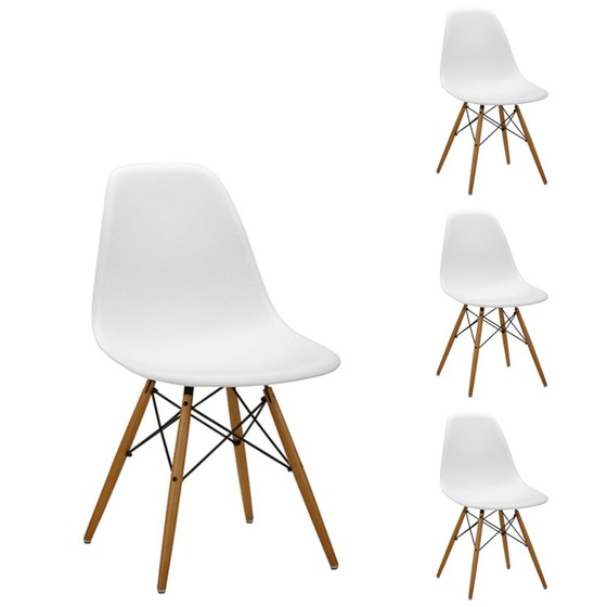 Set 4ks. židlí Betty