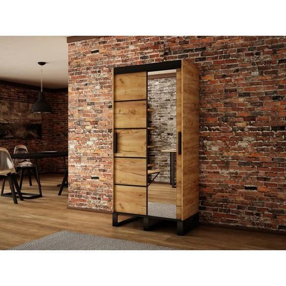 Šatní skříň Willow V2 150cm