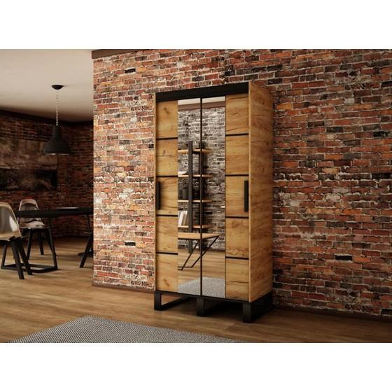 Šatní skříň Willow V4 120cm