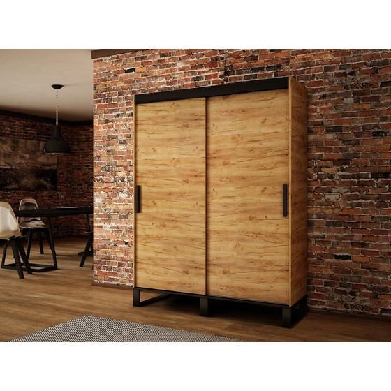 Šatní skříň Willow 150cm
