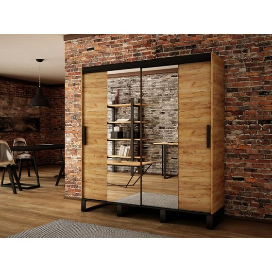 Šatní skříň Willow T1 180cm