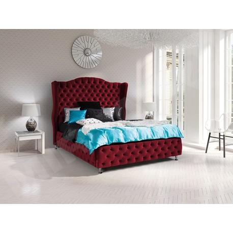 Čalouněná postel Raban
