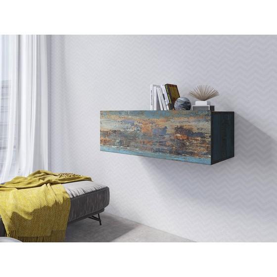 TV stolek na stěnu Vento 04