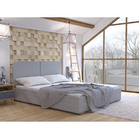 Čalouněná postel do ložnice Szymi