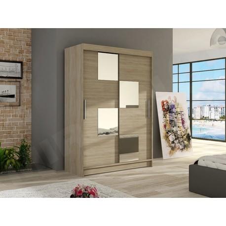 Skříň s posuvnými dveřmi Ada III