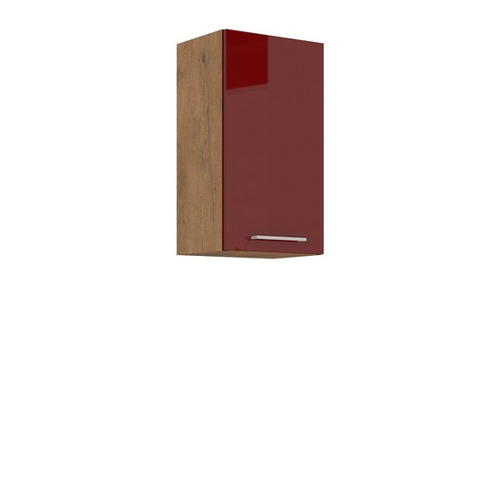 Uzavřená horní kuchyňská skříň Woodline 40 G-72 1F
