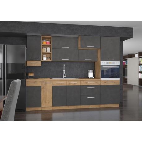Kuchyňe Woodline III