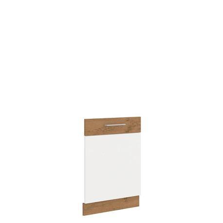 Kuchyňská přední část myčky Woodline ZM 713 x 596