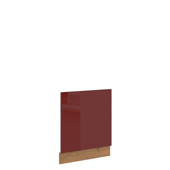 Kuchyňský front pro myčku Woodline ZM 570 x 596