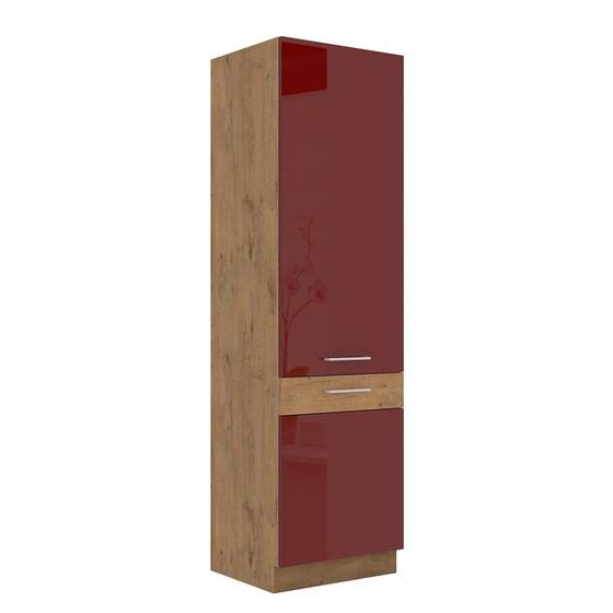 Dřevěná kuchyňská linka Woodline 60 DK-210 2F