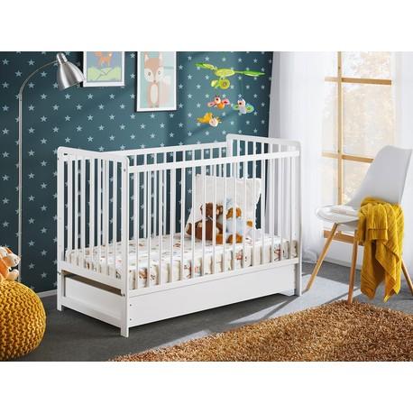 Dětská postel s matrací Liatra II Plus 120x60