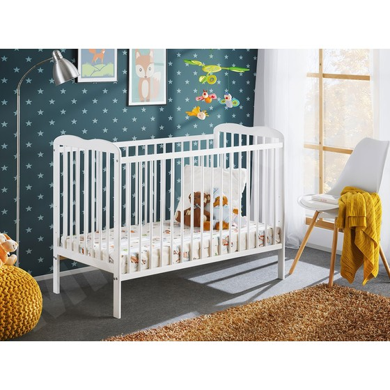 Dětská postel s matrací Prowansja II 120x60