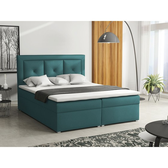Kontinentální postel Koay Plus Box