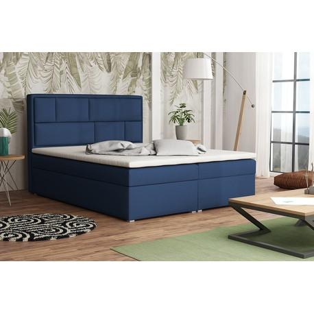 Kontinentální postel Nido Box