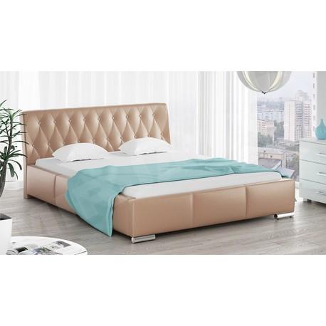 Čalouněná postel Merini