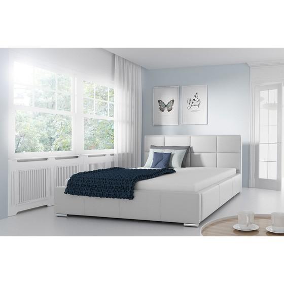 Čalouněná postel Alita