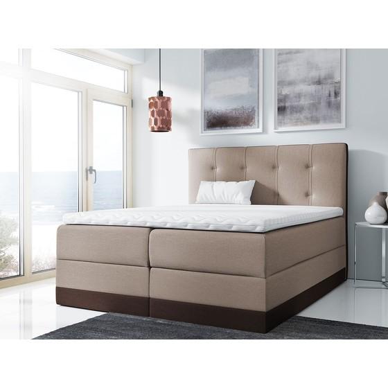 Kontinentální postel Orlando