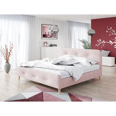 Čalouněná postel Loham