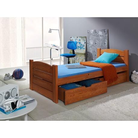 Jednolůžková postel Maine 80