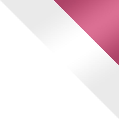 bílá / bílý lesk + růžová lesk