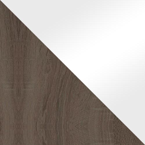 lanýž / bílý lesk