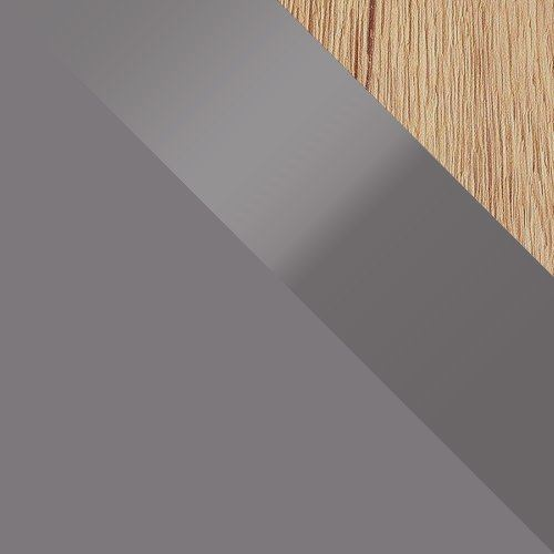 antracit / antracit lesk + dub san remo