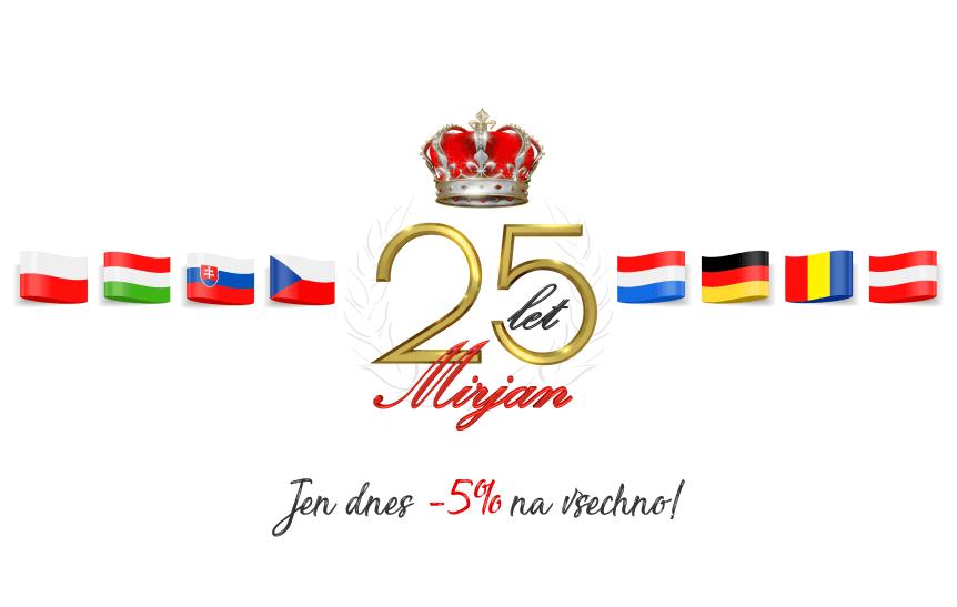 25. výročí vzniku Mirjan