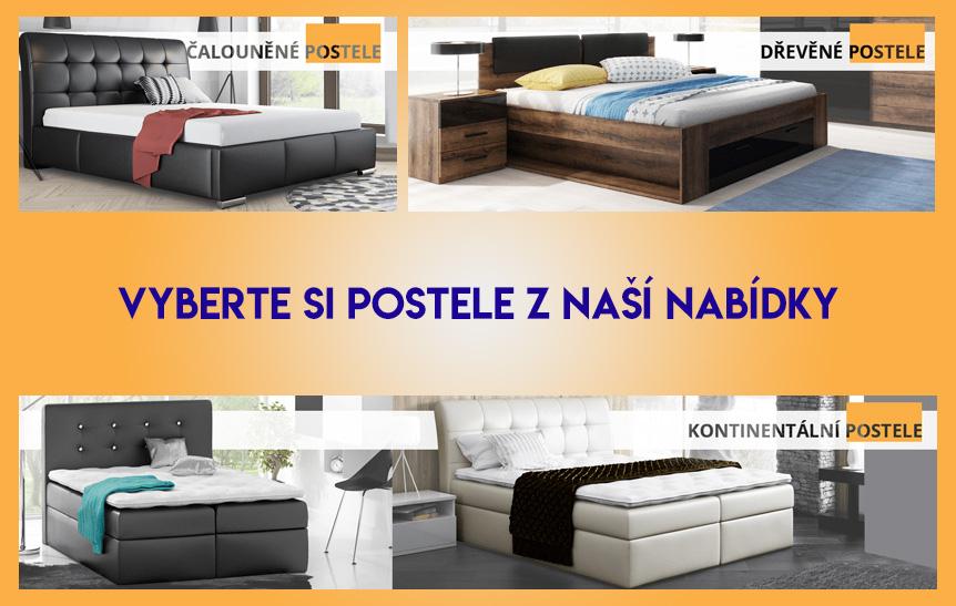 Vyberte postele